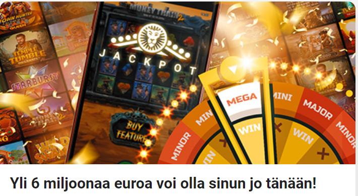 LeoVegas Casino Suomi