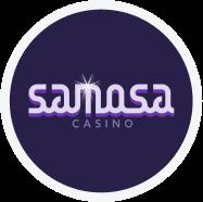 Samosa Logo Pieni